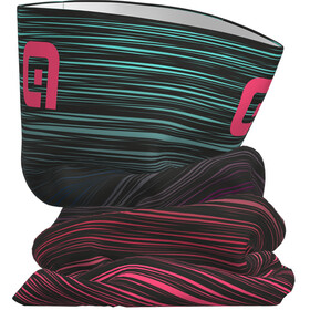 Alé Cycling The End Tubular Headgear black-multicolor-fluo pink